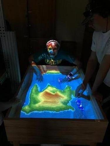 VR Sandbox