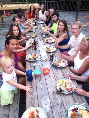 Synoptic dinner 2010